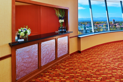 Courtyard by Marriott Cherry Creek Skyline Ballroom Service Bar